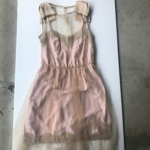 Champaigne Fairy Rodarte for Target Dress